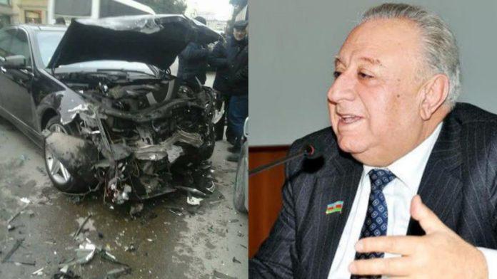 Bakıda deputat oğlu qəza törətdi – Gənc qız öldü, özü başqa maşınla qaçdı