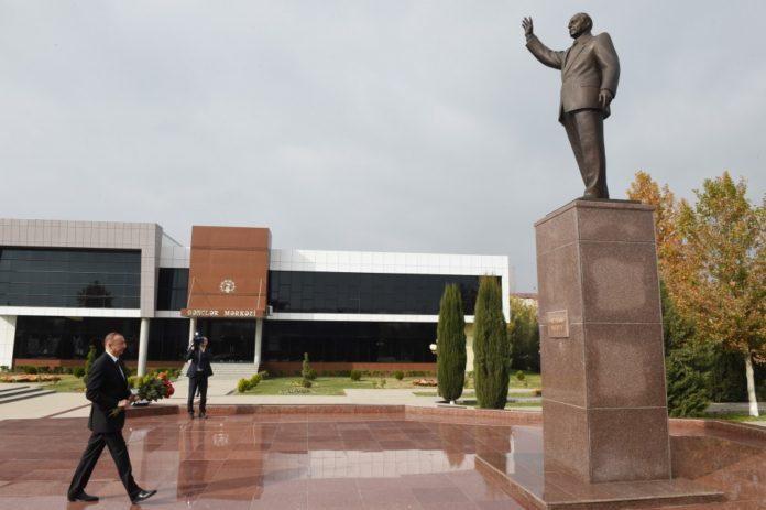 Beyləqanda Heydər Əliyev adına parkın ərazisi satışa çıxarılıb – QALMAQAL